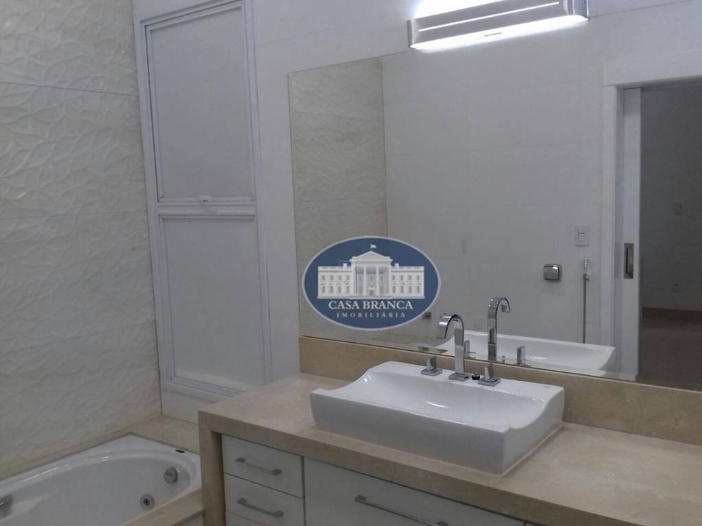 casa com 3 dormitórios para alugar, 270 m² por r$ 4.500,00/mês - aeroporto - araçatuba/sp - ca0878