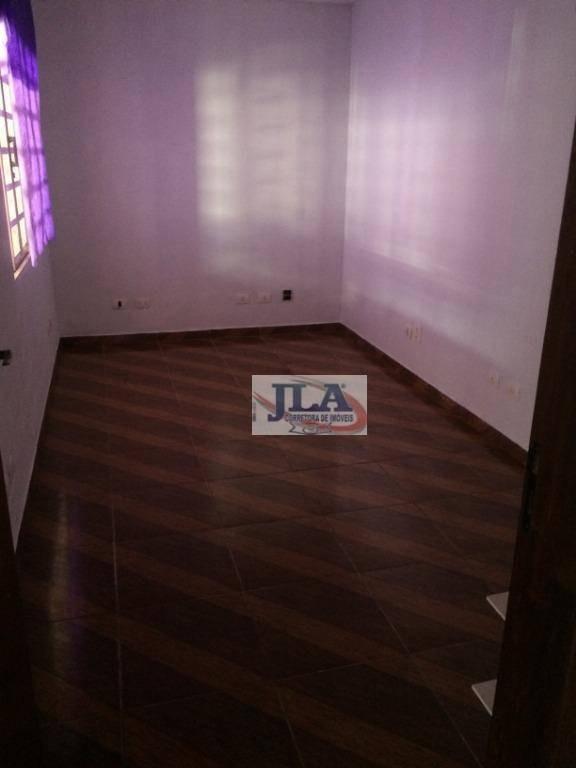 casa com 3 dormitórios para alugar, 320 m² por r$ 2.200/mês - guatupê - são josé dos pinhais/pr - ca0154