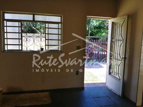 casa com 3 dormitórios para alugar, 75 m² por r$ 1.600,00/mês - cidade universitária - campinas/sp - ca3296