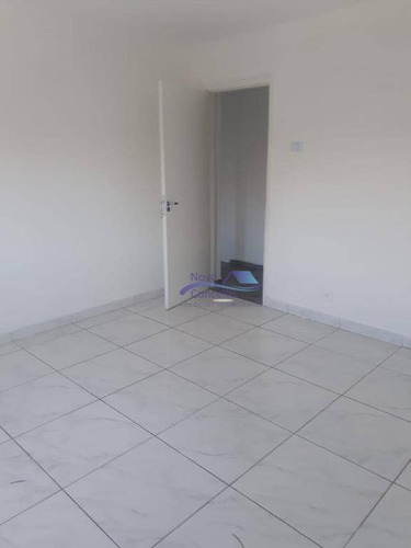 casa com 3 dormitórios para alugar, 80 m² por r$ 1.200/mês - vila antonieta - são paulo/sp - ca0058