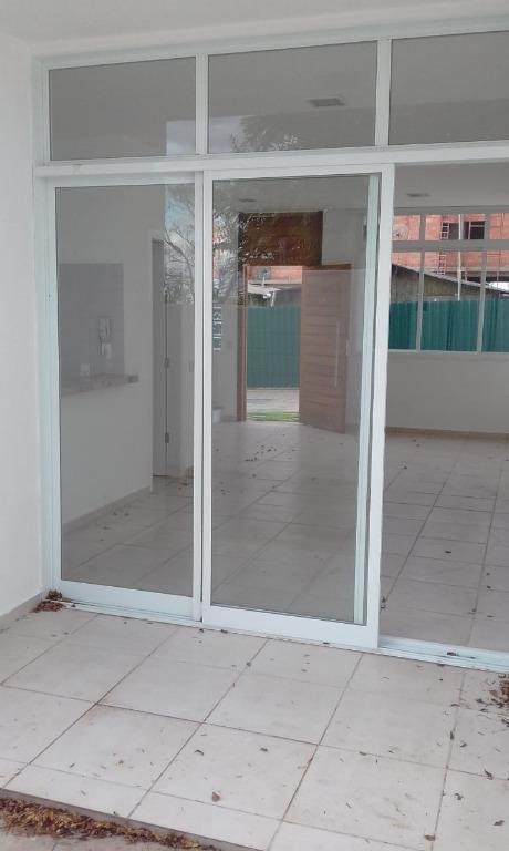 casa com 3 dormitórios para alugar, 80 m² por r$ 2.500/mês - parque taquaral - campinas/sp - ca7022