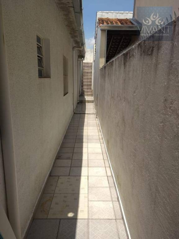 casa com 3 dormitórios para alugar, 90 m² por r$ 1.200,00/mês - cidade edson - suzano/sp - ca0179