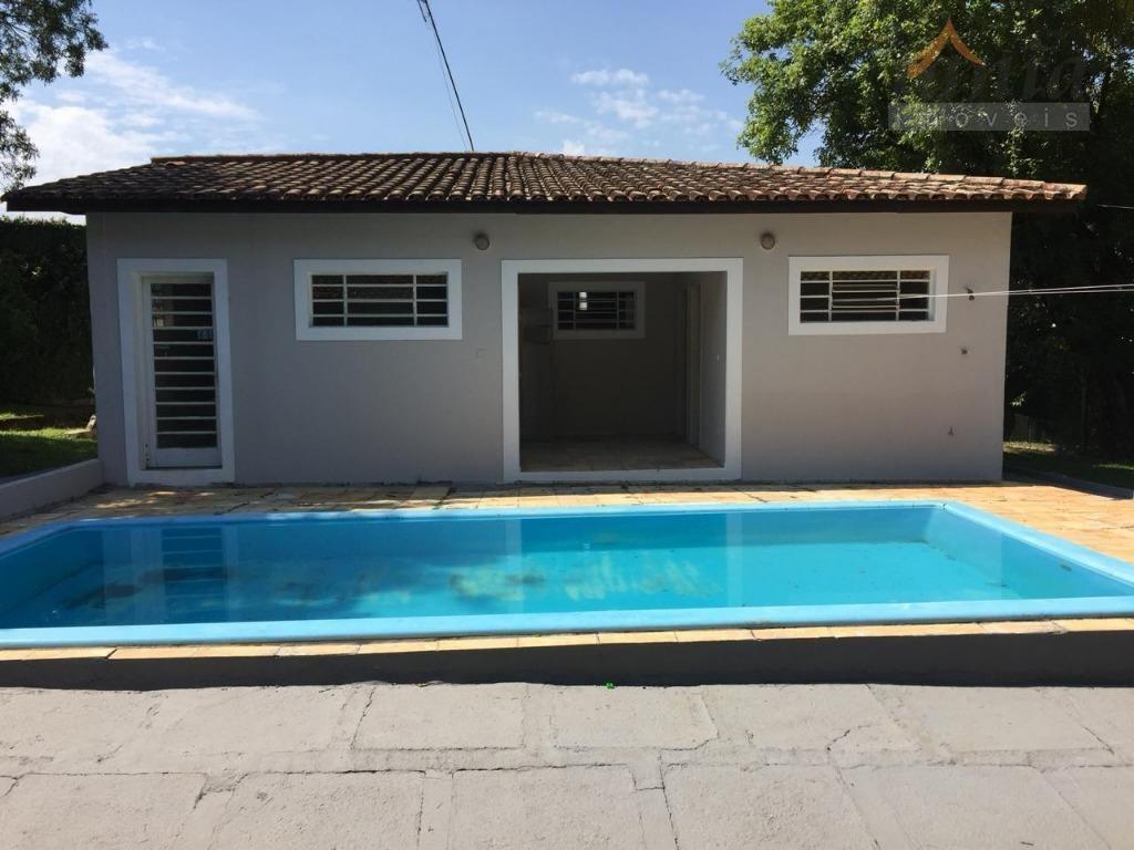 casa com 3 dormitórios para alugar por r$ 3.000/mês - condomínio fechado piccolo paese - salto/sp - ca0317