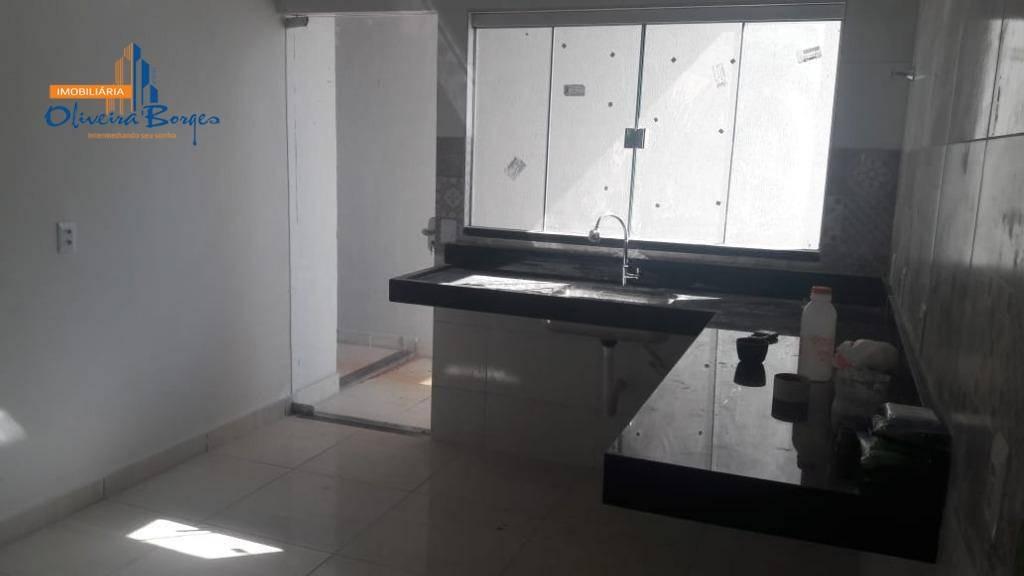 casa com 3 dormitórios à venda, 100 m² por r$ 185.000 - lourdes - anápolis/go - ca1416