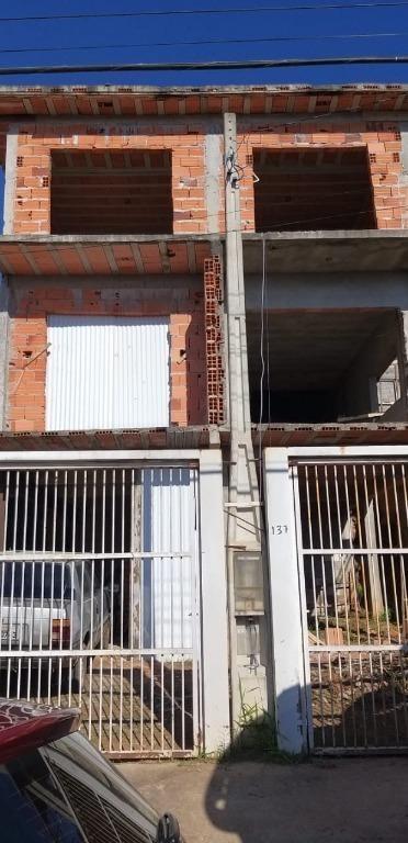 casa com 3 dormitórios à venda, 100 m² por r$ 191.000,00 - jardim vinhas do sol (mailasqui) - são roque/sp - ca2604