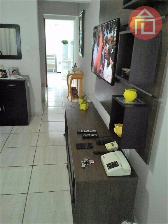 casa com 3 dormitórios à venda, 100 m² por r$ 280.000,00 - jardim recreio - bragança paulista/sp - ca1498