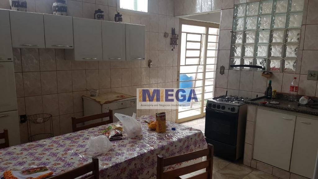 casa com 3 dormitórios à venda, 100 m² por r$ 300.000 - parque são quirino - campinas/sp - ca1439