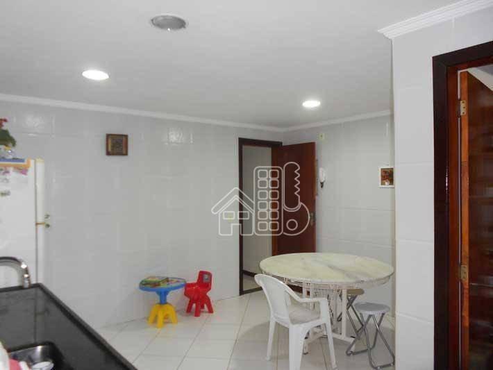 casa com 3 dormitórios à venda, 100 m² por r$ 420.000 - itaipu - niterói/rj - ca1013