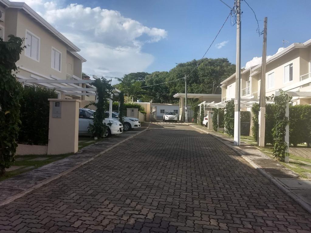 casa com 3 dormitórios à venda, 100 m² por r$ 583.000 - parque taquaral - campinas/sp - ca6885