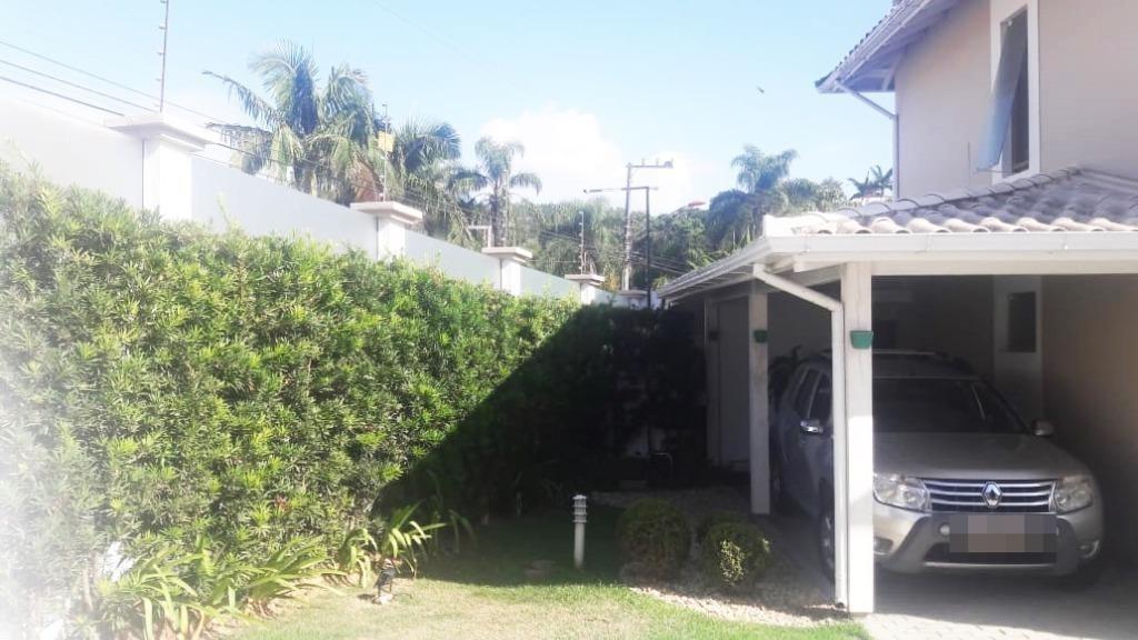 casa com 3 dormitórios à venda, 102 m² por r$ 465.000,00 - centro - são josé/sc - ca2686