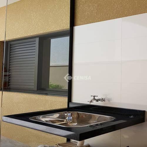 casa com 3 dormitórios à venda, 105 m² - condomínio montreal - indaiatuba/sp - ca1770