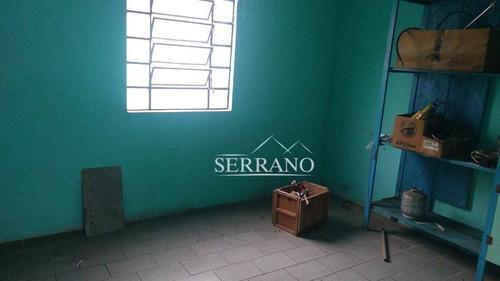 casa com 3 dormitórios à venda, 105 m² por r$ 430.000 - canudos - vinhedo/sp - ca0377