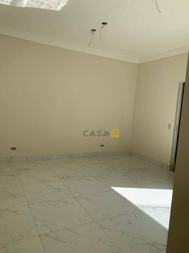 casa com 3 dormitórios à venda, 106 m² por r$ 460.000 - parque universitário - americana/sp - ca0363