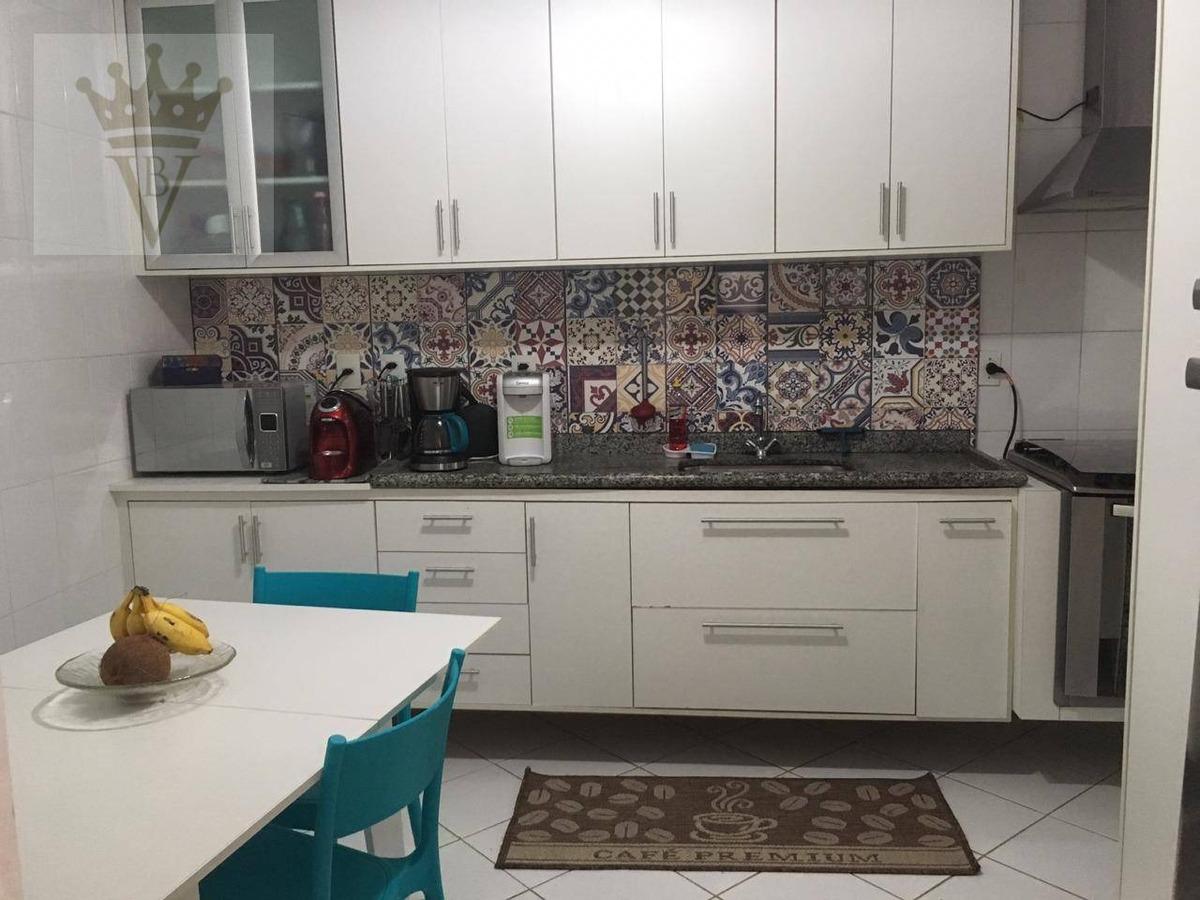 casa com 3 dormitórios à venda, 106 m² por r$ 610.000 - vila andrade - são paulo/sp - ca0433