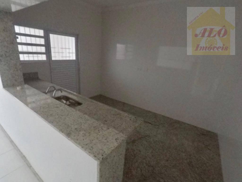casa com 3 dormitórios à venda, 110 m² por r$ 400.000 - boqueirão - praia grande/sp - ca1079