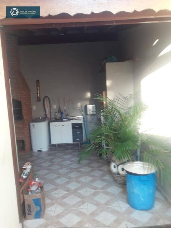 casa com 3 dormitórios à venda, 110 m² por r$ 430.000 - jardim colônia - jundiaí/sp - ca2947