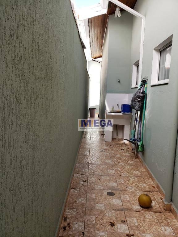 casa com 3 dormitórios à venda, 110 m² por r$ 550.000 - jardim nova europa - campinas/sp - ca1375