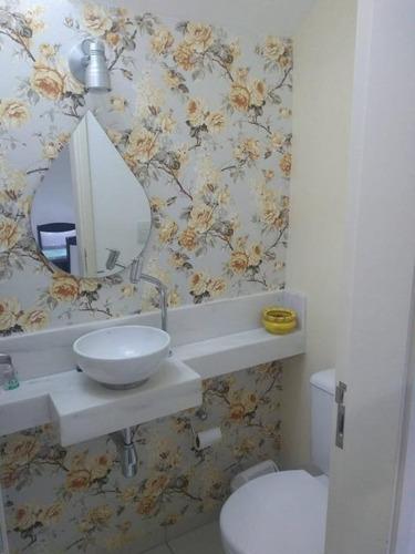 casa com 3 dormitórios à venda, 111 m² - residencial thina - jardim carolina - jundiaí/sp - ca0841
