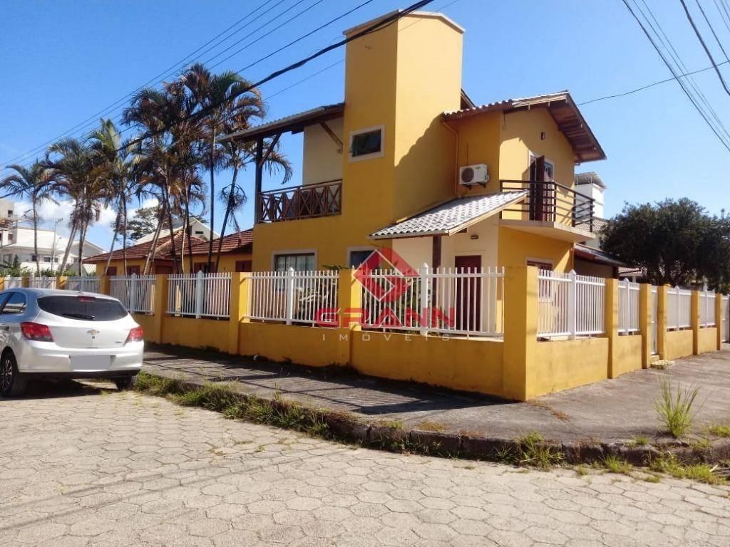 casa com 3 dormitórios à venda, 112 m² por r$ 1.350.000,00 - jurerê internacional - florianópolis/sc - ca0490