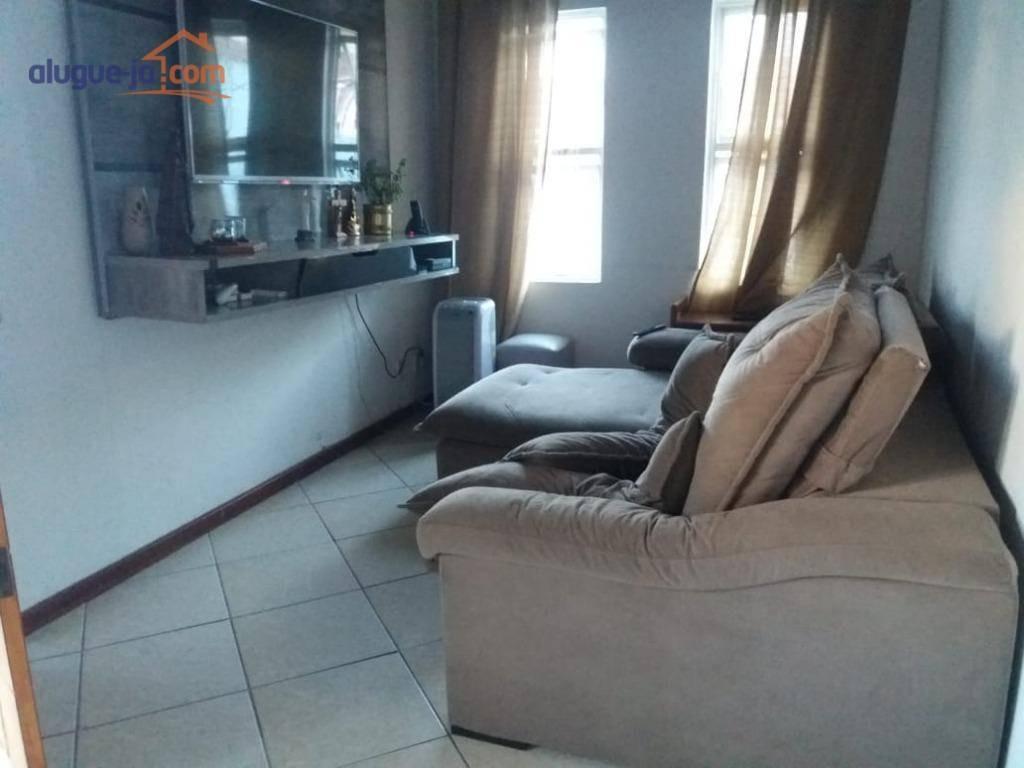 casa com 3 dormitórios à venda, 112 m² por r$ 400.000 - jardim das indústrias - são josé dos campos/sp - ca2146