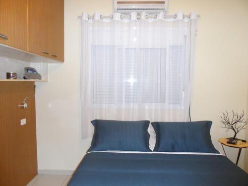 casa com 3 dormitórios à venda, 115 m² por r$ 1.100.000,00 - boqueirão - santos/sp - ca0433
