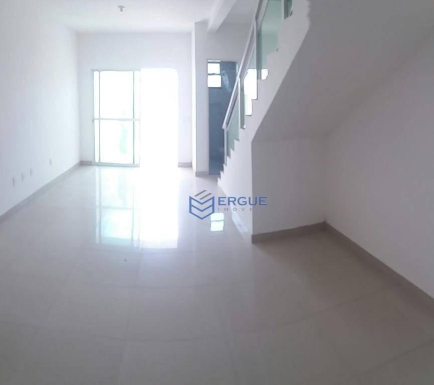 casa com 3 dormitórios à venda, 116 m² - prefeito josé walter - fortaleza/ce - ca0496