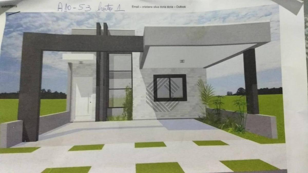 casa com 3 dormitórios à venda, 117 m² por r$ 380.000,00 - horto florestal i - sorocaba/sp - ca6922