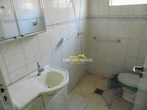 casa com 3 dormitórios à venda, 120 m² por r$ 380.000 - jardim pântano - santa bárbara d'oeste/sp - ca1855