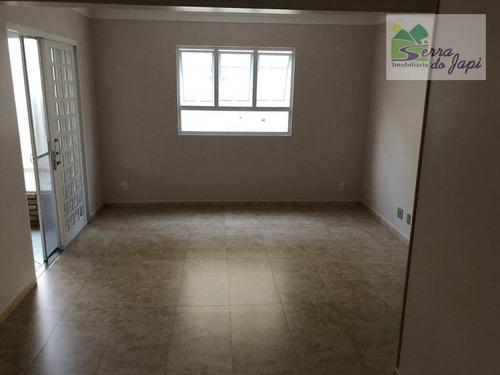 casa com 3 dormitórios à venda, 120 m² por r$ 690.000 - ecovillage - jundiaí/sp - ca0910