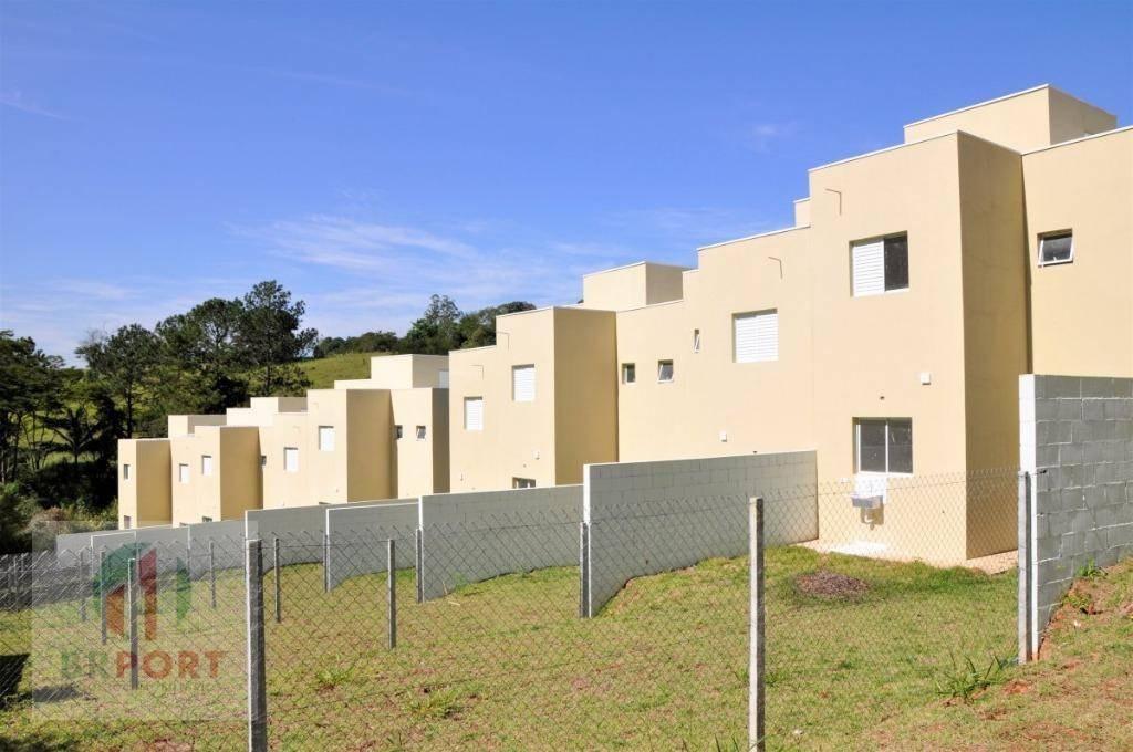 casa com 3 dormitórios à venda, 123 m² por r$ 324.900,00 - parque rizzo ii - cotia/sp - ca0229