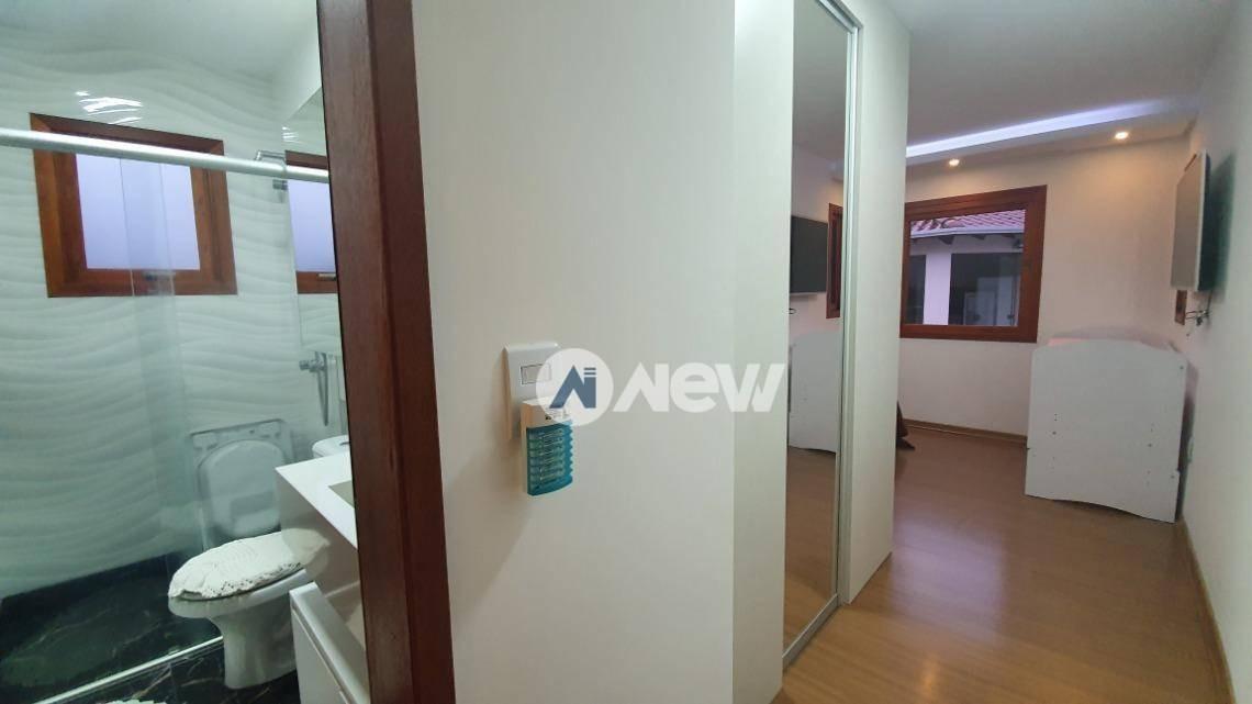 casa com 3 dormitórios à venda, 123 m² por r$ 399.000,00 - vale esquerdo - dois irmãos/rs - ca2722