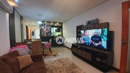 casa com 3 dormitórios à venda, 123 m² por r$ 430.000,00 - vale esquerdo - dois irmãos/rs - ca2722