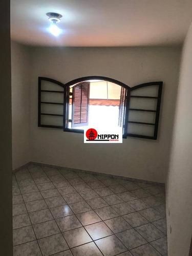 casa com 3 dormitórios à venda, 125 m² por r$ 445.200 - jardim bela vista - guarulhos/sp - ca0257