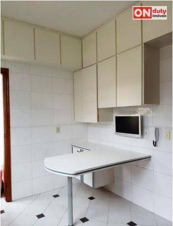 casa com 3 dormitórios à venda, 125 m² por r$ 695.000,00 - boqueirão - santos/sp - ca0584