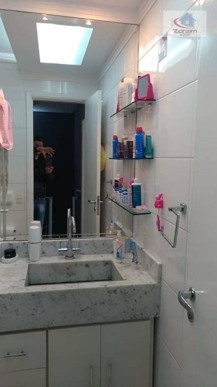 casa com 3 dormitórios à venda, 125 m² por r$ 750.000 - demarchi - são bernardo do campo/sp - ca0101