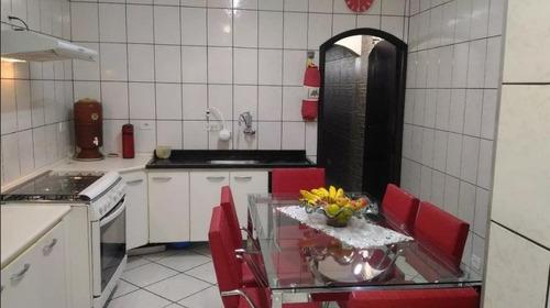 casa com 3 dormitórios à venda, 125 m² por r$  - jardim bela vista - guarulhos/sp - ca1840