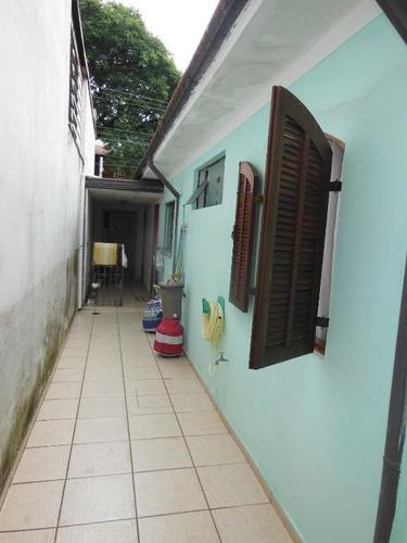 casa com 3 dormitórios à venda, 126 m² - paulicéia - são bernardo do campo/sp - ca10543