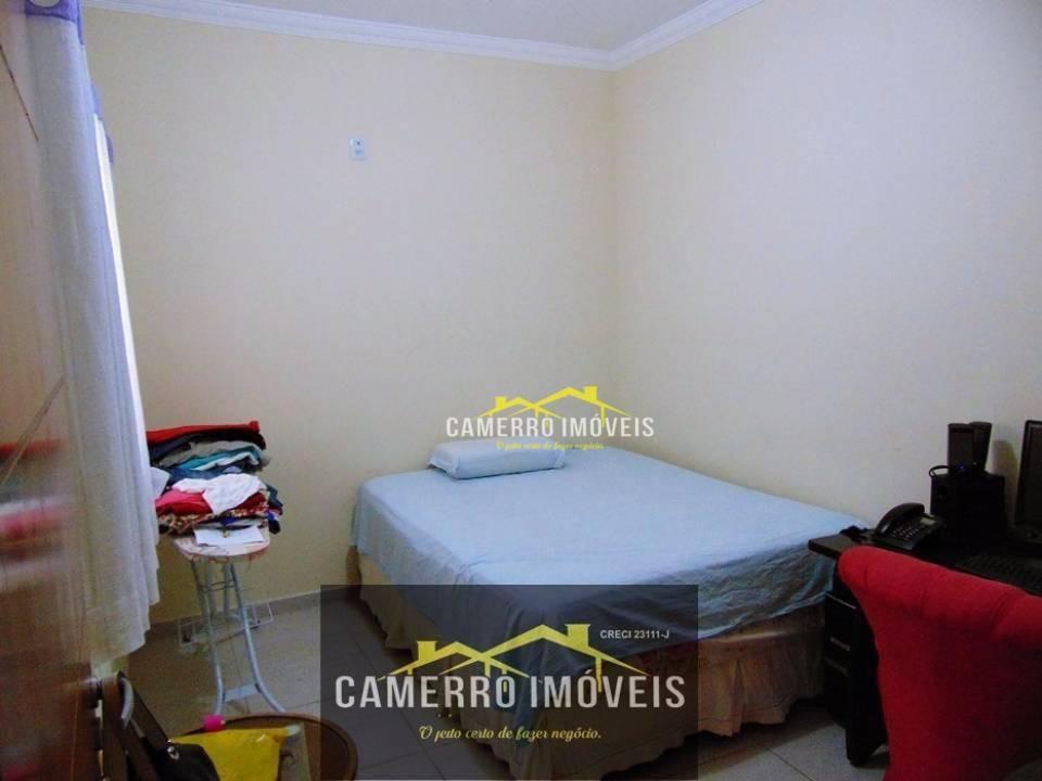 casa com 3 dormitórios à venda, 130 m² por r$ 370.000 - jardim pântano - santa bárbara d'oeste/sp - ca0476