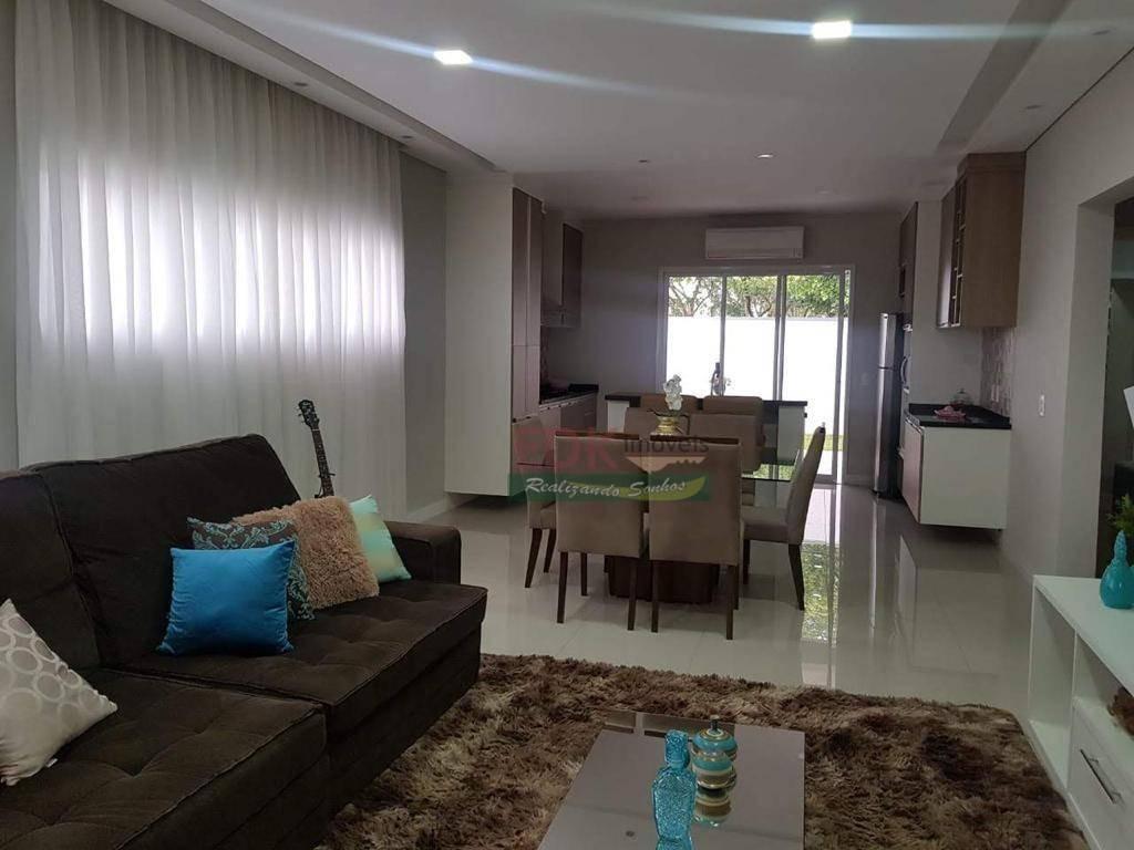 casa com 3 dormitórios à venda, 130 m² por r$ 500.000,00 - caçapava velha - caçapava/sp - ca2630