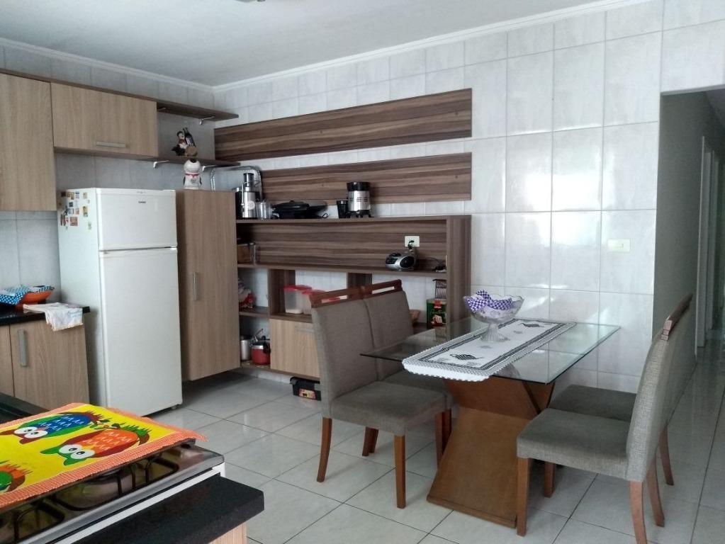 casa com 3 dormitórios à venda, 130 m²  - vila rosália - guarulhos/sp - ca1836