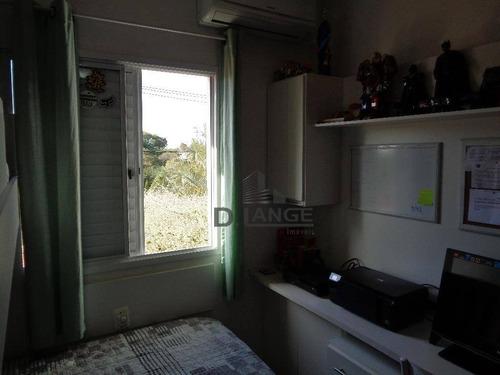 casa com 3 dormitórios à venda, 132 m² por r$ 850.000,00 - parque rural fazenda santa cândida - campinas/sp - ca11990
