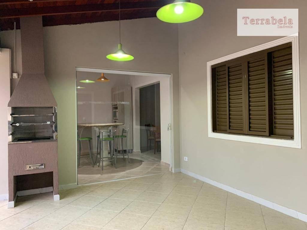 casa com 3 dormitórios à venda, 134 m² por r$ 620.000 - jardim panorama - vinhedo/sp - ca0209