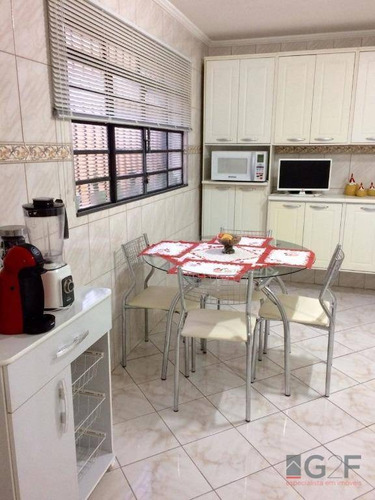 casa com 3 dormitórios à venda, 136 m² por r$ 590.000 - jardim nova europa - campinas/sp - ca3859