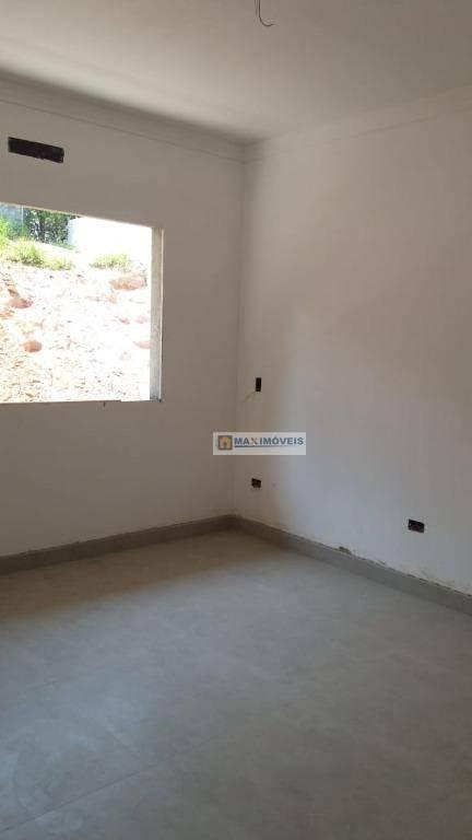 casa com 3 dormitórios à venda, 136 m² por r$ 790.000 - serra da estrela - atibaia/sp - ca0363