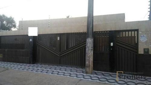 casa com 3 dormitórios à venda, 138 m² por r$ 200.000 - santa maria - aracaju/se - ca0547