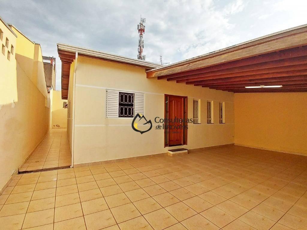 casa com 3 dormitórios à venda, 138 m² por r$ 390.000,00 - vila monte alegre - paulínia/sp - ca0947