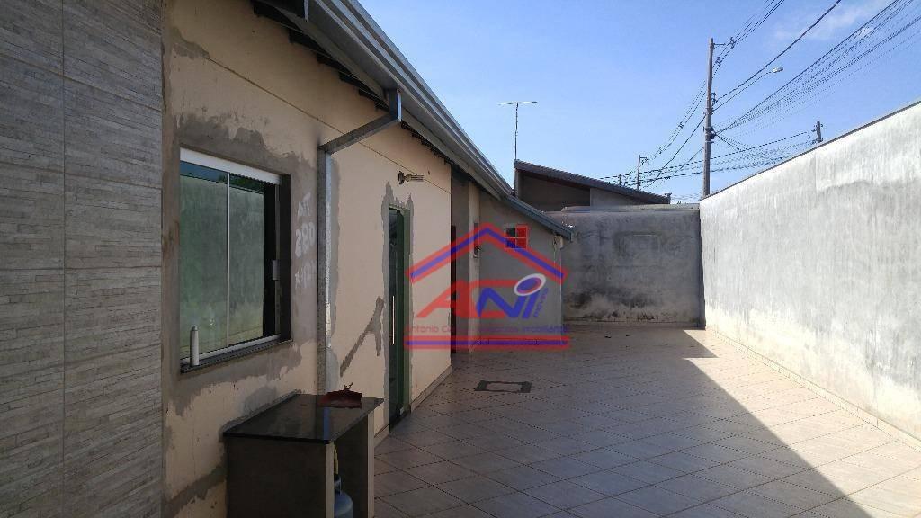 casa com 3 dormitórios à venda, 140 m² por r$ 328.000,00 - jardim campos verdes - nova odessa/sp - ca0077