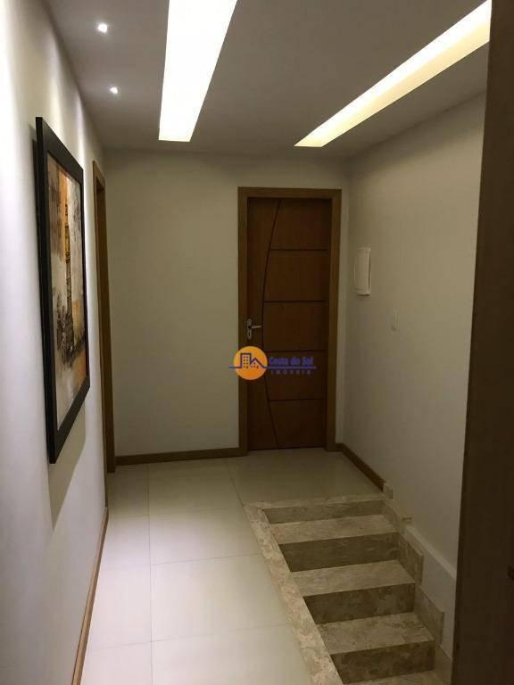 casa com 3 dormitórios à venda, 140 m² por r$ 390.000 - sol e mar - macaé/rj - ca1730