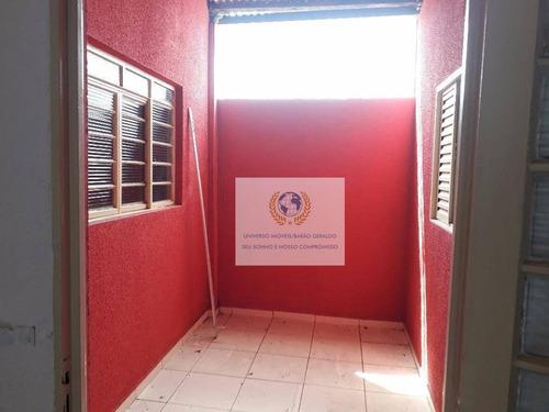 casa com 3 dormitórios à venda, 140 m² por r$ 620.000 - vila costa e silva - campinas/sp - ca0650