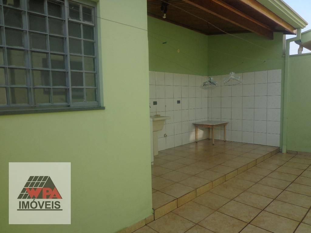 casa com 3 dormitórios à venda, 143 m² por r$ 430.000,00 - parque novo mundo - americana/sp - ca2315